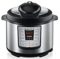 $109.95 Instant Pot IP-LUX60 6-in-1 Programmable Pressure Cooker, 6-Quart 1000-Watt