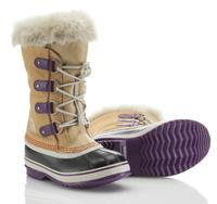 Sorel Youth Joan of Arctic Boot (Size 1 & 2; Three colors available)  @ Sorel