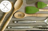 Free Large Utensil CrockWhen You Buy 5 Or More Utensils @ Le Creuset