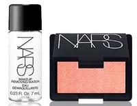 Free Mini Super Orgasm Blush& 7mL Cleansing Water with $50 Purchase at Nars