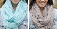 Rise and Shine Infinity Scarf