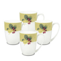 Garden Berry Mugs, Set of 4 @ Mikasa