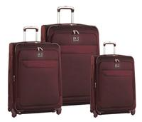 Diane von Furstenberg Alexis 3 Piece Spinner Luggage Set (2 Colors Available) @ Luggage Guy