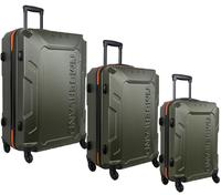 Timberland Boscawen 3 Piece Hardside Spinner Set (3 Colors Available) @ Luggage Guy