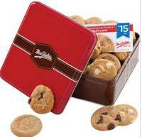 Mrs. Fields® Valentine's Tin with 28 Bite-Sized Nibblers