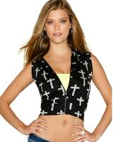 Up to 56% OFF + Extra 25% OFF + Free shippingSelect Women's Jackets and Vests @ Body Central