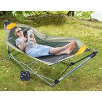 Guide Gear Portable Folding Hammock  B437T-172580