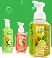 Free handsoap for you and a friend@ Bath & Body Works
