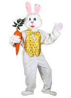 Professional Deluxe Easter Bunny Costume - One Size