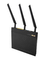 Refurbished: ASUS RT-AC66R Dual-Band Wireless-AC1750 Gigabit Router