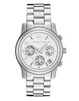 $144.99Michael Kors Women's Chronograph Silver Dial Stainless Steel Watch MK5076