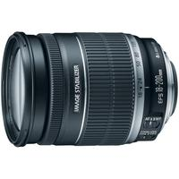 Canon EF-S 18-200mm f/3.5-5.6 Standard IS Zoom Lens