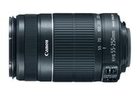 $149Canon EF-S 55-250mm f/4-5.6 IS Lens
