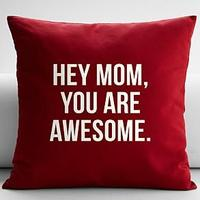 15% OFFon personalized pillow @ RedEnvelope