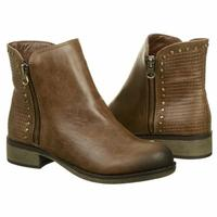 $17Fergalicious Women's Embody Taupe Ankle Boots