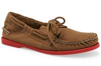 Aeropostale Men's Canvas Boat Shoes