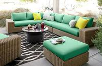 Up to 20% offselect outdoor furniture @ Crate & Barrel