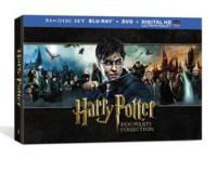 Harry Potter Hogwarts Collection (BD/DVD/UV) Blu-ray