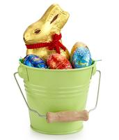 15% Off $30 + a free chocolate bunny@ Lindt