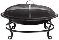 Brynn Fire Pit with Table - Firepits & Fireplaces