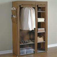 7-Shelf Wardrobe on Sale @ Brylane Home