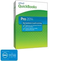 Intuit Quickbooks Pro 2014 Download + $100 promotional eGift card