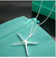 $12Tiffany Inspired Starfish Necklace