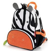 Lightning deal! Skip Hop Zoo Pack Little Kid Backpack - Zebra