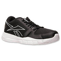 Reebok Men's Trainfusion Black/White Cross-Training Shoe