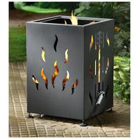 Castlecreek Backyard Firepit and BBQ Grill