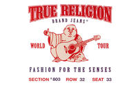 Up to 30% offon Sale items @ True Religion