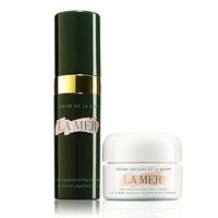 Free La Mer The Regenerating Serum + The Moisturizing Soft Cream Samplewith Any La Mer purchase @Bliss