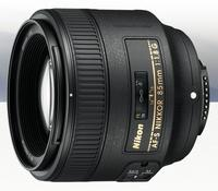 Nikon 85mm f/1.8G AF-S NIKKOR Lens for Nikon Digital SLR Cameras