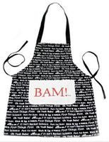 22x18-in. E-Quotes Kid's Apron by Emeril