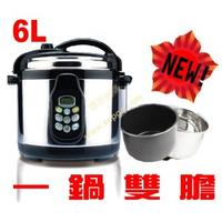 The Best Electric Pressure Cooker--6L