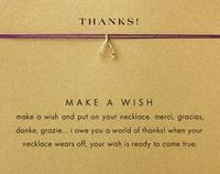 Buy 1 Get 1 50% OffMake a wish Necklace @ Dogeared Jewels & Gifts