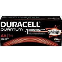 $8.99(原价$25.99) Duracell Battery Quantum AA碱性电池, 24节