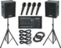 10% offTop Live Sound Packages @ Musicians Friend