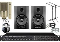 10% OFFTop Recording Packages @ Musicians Friend