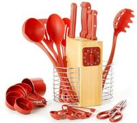 Kitchenworks 25 Piece Cutlery Gadget Set