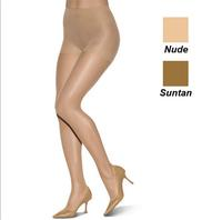 12-Pack: L'eggs Everyday Pantyhose Hosiery - Choice Of Regular or Control Top