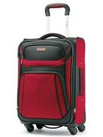 Samsonite Aspire Sport 21'' Upright - Red/Black