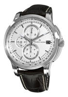 Maurice Lacroix Men's Automatic Chronograph Genuine Alligator Watch