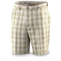 Haggar Men's Cool 18 Polyester Fancy Shorts