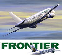 Today Only! From $19 One-Way Frontier Airlines Flights