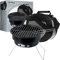 $15.16 Chef Buddy Portable Grill and Cooler Combo