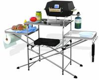 $47.6 Camco 57293 Deluxe Grilling Table