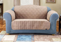 Surefit Soft Suede Sofa Pet Throw