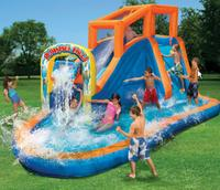 $334.68 Banzai Plummet Falls Adventure Water Slide