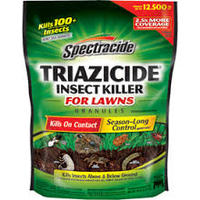 $4.5 Spectracide 10-lb Triazicide Insect Killer for Lawns Granules